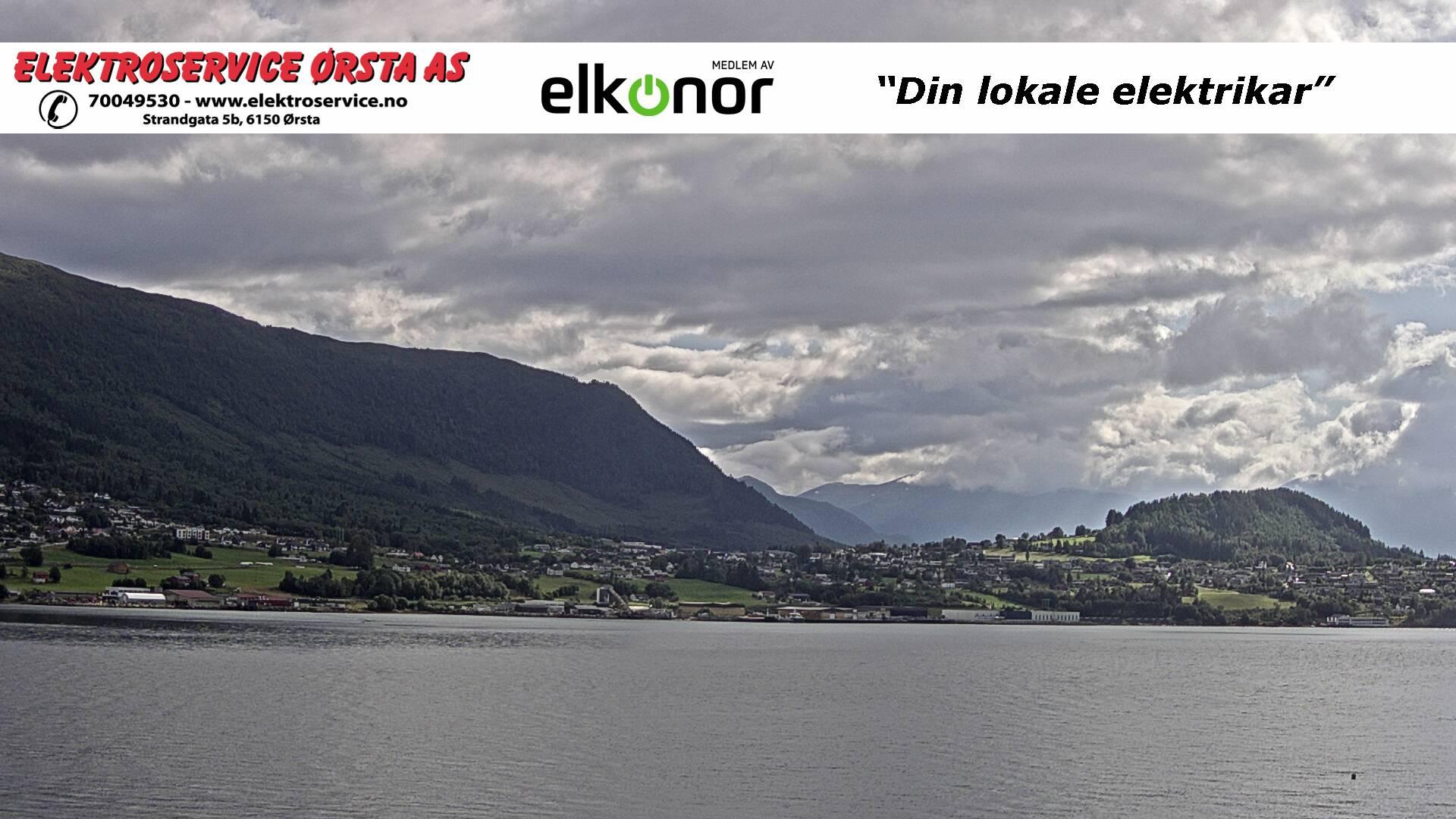 Webcam Ørsta, Ørsta, Møre og Romsdal, Norwegen